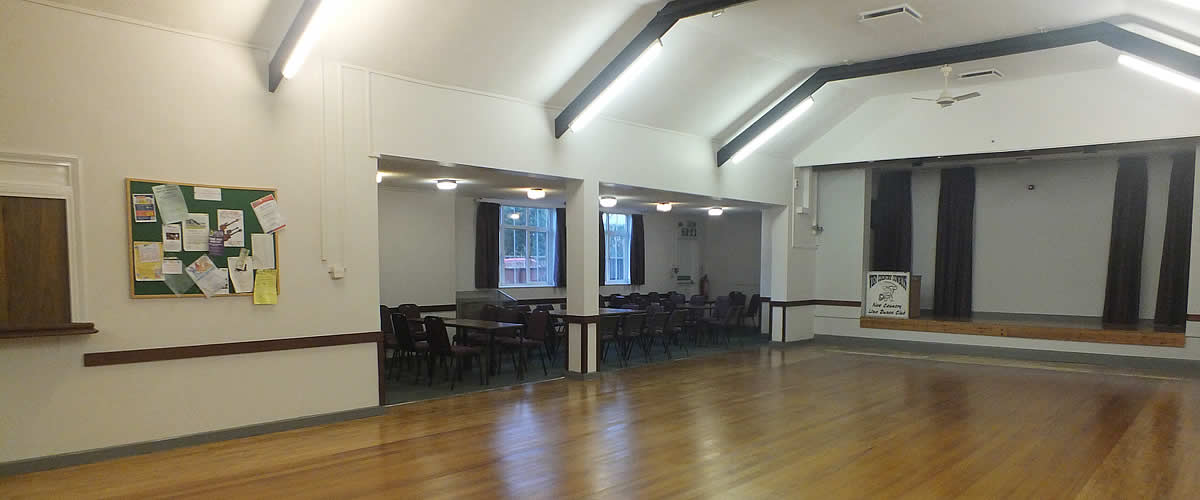 Fremington Parish Hall has been refurbished to a high standard