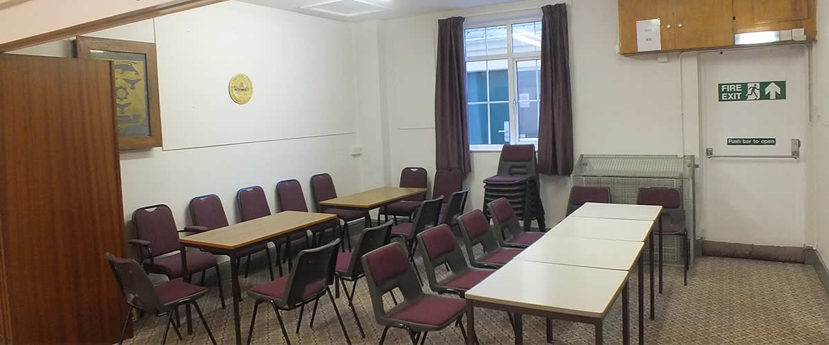 Fremington Parish Hall is available for hire by organisations and for private functions